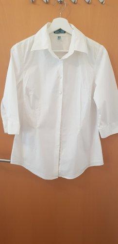 Hawes & Curtis Koszulowa bluzka biały