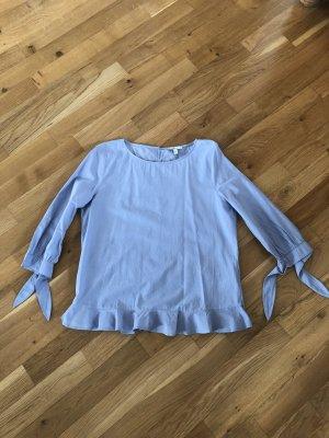 Bluse hellblau von Mavi Größe S
