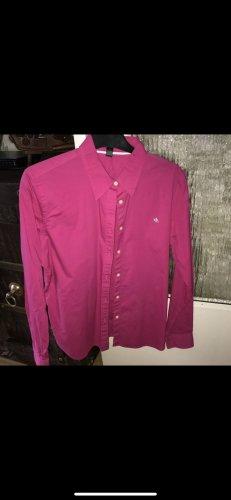 Polo Ralph Lauren Long Sleeve Shirt magenta-pink