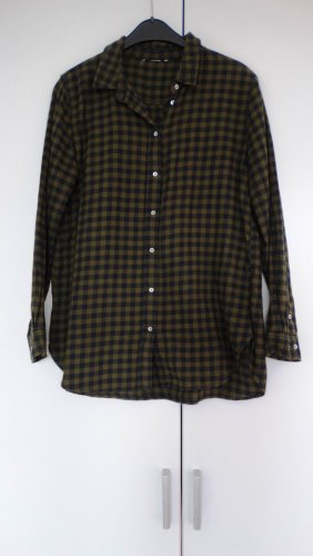 H&M Flannel Shirt multicolored