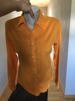 Big Star Long Sleeve Blouse orange