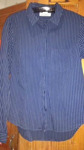 Bluse Hemd gestreift