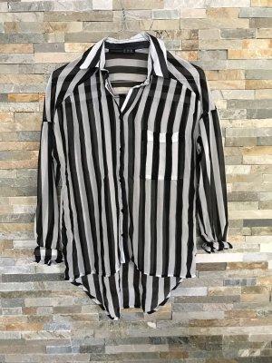 Bluse Hemd gestreift von Primark in XXS