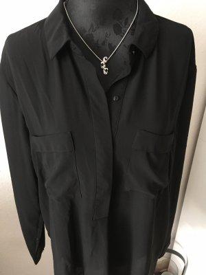 Bluse Hemd Shirt Oberteil Tunika Amisu Gr.L