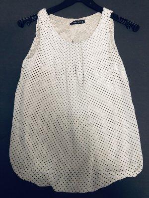 Jennifer Taylor Blusa Camisa blanco-negro