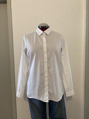 Bluse/Hemdbluse klassisch weiß