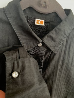 Boss Orange Blusa-camisa negro