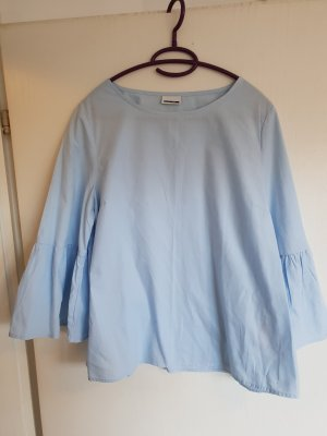 Bluse/ himmelblaue Bluse/ Oberteil Noisy May