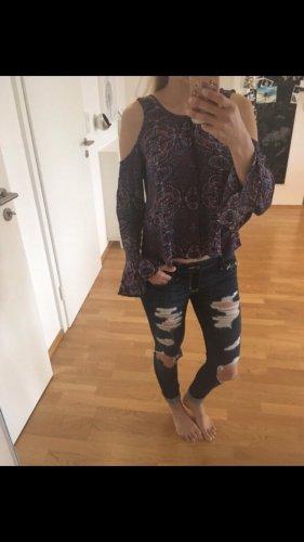 Bluse hollister Mode Fashion Blogger Fashion xs s 34 36