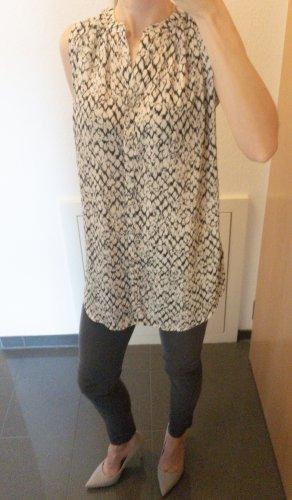Bluse I gemustert I H&M I 34