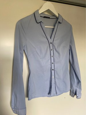 Bluse im Business Look