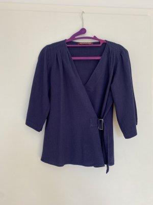Bluse im Business-Look, die aber auch perfect zu Jeans passt!