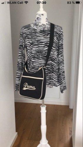 Bluse im Zebradesign