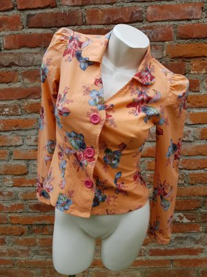 Bluse in apricot Gr XS 34