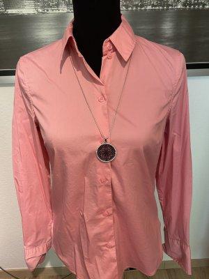 Bluse in einem schönen Rosé Ton