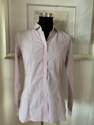Bluse in Flieder Farben von Massimo Dutti, Größe 40
