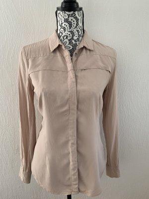 Bluse in hellem Altrosa von Liebeskind Gr. S/36