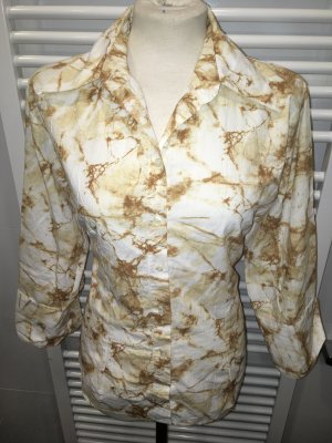 Outfit Blusa Crash bianco-beige