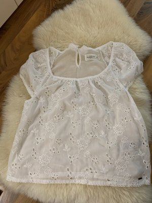 Bluse in M/L von Abercrombie and Fitch