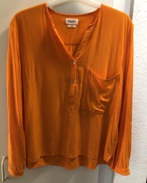 Bluse in orange von Marc O'Polo