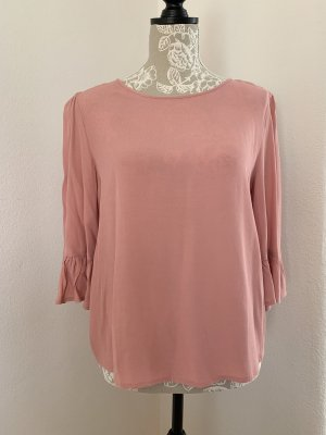 Bluse in Pastellrosa
