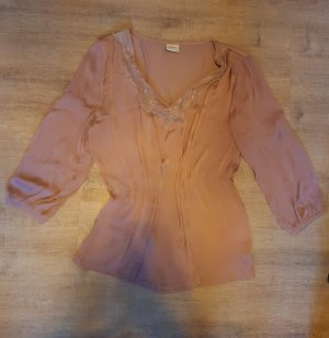 jdy Blouse brillante rose