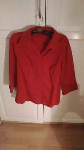 Street One Cols de blouses rouge