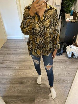Zara Blouse longue multicolore