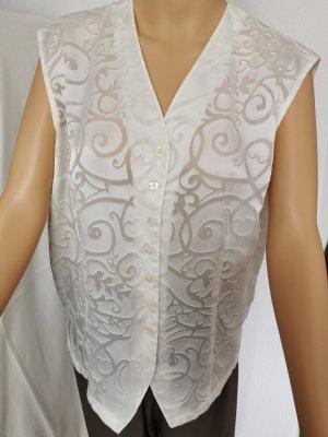 Bluse in schönem Ausbrenner-Dessin von reichart