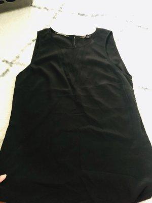 Bluse in schwarz