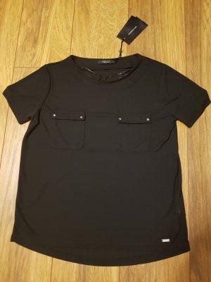 Mohito Short Sleeved Blouse black