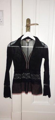 Bluse in schwarz zu verkaufen