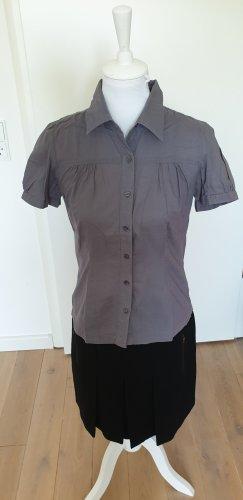Bluse in Taube / Grau Vero Moda