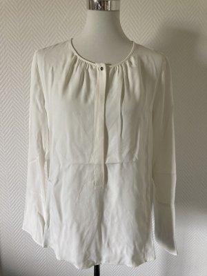 Bluse in weiß