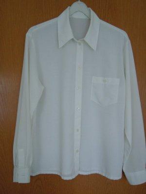 Bluse in weiß  Gr. 40