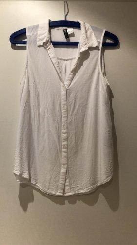 Bluse in weiß Größe S