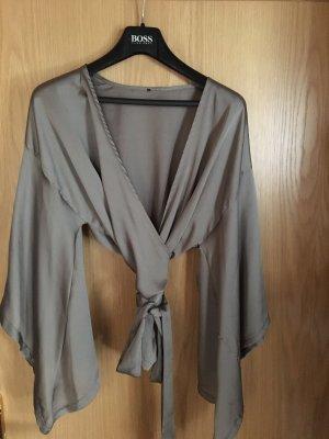 Kimono Blouse ocher