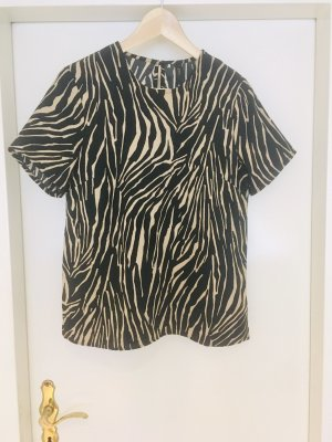 Bluse in Zebra Optik von Y.A.S