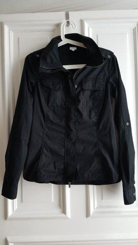 Bluse Jacke Bench schwarz Größe S