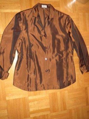 Aust Blusa brillante marrone