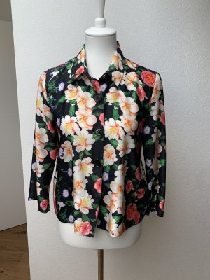 Hallhuber Bluzka kimono Wielokolorowy