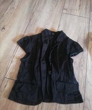Jennifer Taylor Chaleco de vestir negro