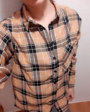 FB Sister Camicia a maniche lunghe nero-beige