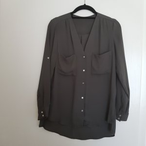 Bluse khaki 34