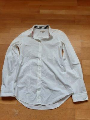 Burberry Bluzka z długim rękawem biały