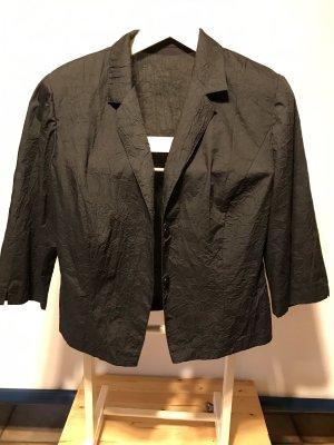 Linen Blouse black