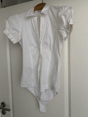 Camicetta body bianco