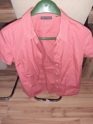 Bluse, lachsfarben, Größe S (Preis inkl. Versand)