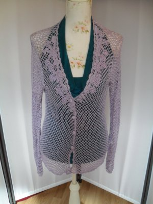 Changes by Together Long Sleeve Blouse lilac cotton