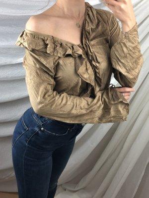 Bluse langarm